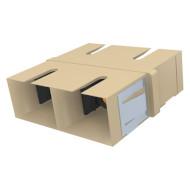 Адаптер MOLEX SC/SC Duplex Multimode (18282-0033)