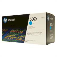 Тонер-картридж HP 507A Cyan (CE401A)