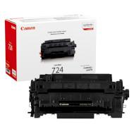 Тонер-картридж CANON 724 Black (3481B002)