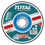 Диск отрезной TOTAL Metal 115x22.2x6мм (TAC2231151)
