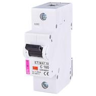 Выключатель автоматический ETI ETIMAT 10 1p C 100 (2131732)