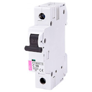 Выключатель автоматический ETI ETIMAT 10 1p C 50 (2131721)
