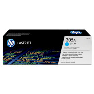 Тонер-картридж HP 305A Cyan (CE411A)