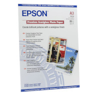 Фотобумага EPSON Premium Semi-Gloss A3 260г/м² 20л (C13S041334)