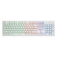 Клавіатура REAL-EL Comfort 7070 Backlit White (EL123100019)