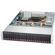 Корпус SUPERMICRO SuperChassis 216BE1C-R920LPB Rackmount 2U 2х920Вт