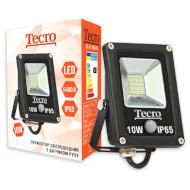 Светодиодный прожектор TECRO TL-FL-10B-PR 10W 6400K