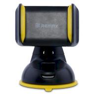 Автодержатель для смартфона REMAX RM-C06 Black/Yellow (RM-C06 BY)