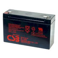 Аккумуляторная батарея CSB GP6120 (6В 12Ач)