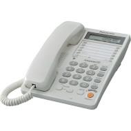 Проводной телефон PANASONIC KX-TS2365 White