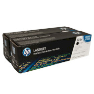 Тонер-картридж HP 125A Dual Pack Black (CB540AD)