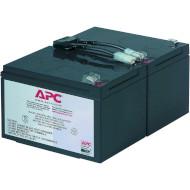 Аккумуляторная батарея APC RBC6 (12В, 12Ач)