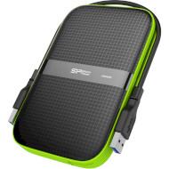 Портативный жёсткий диск SILICON POWER Armor A60 4TB USB3.1 (SP040TBPHDA60S3K)
