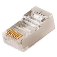 Коннектор CABLEXPERT RJ-45 FTP Cat.6 10шт/уп (PLUG6SP)
