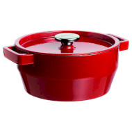 Кастрюля PYREX SlowCook Red 6.3л (SC5AC28)
