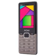 Мобильный телефон NOMI i241+ Metal Dark Gray