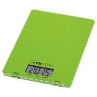 Весы кухонные CLATRONIC KW 3626 Green