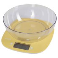 Весы кухонные MAGIO MG-290N Yellow
