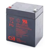 Аккумуляторная батарея CSB GP1245 (12В, 4.5Ач)