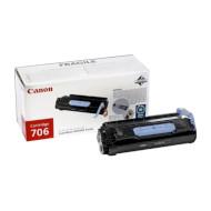 Тонер-картридж CANON 706 Black (0264B002)