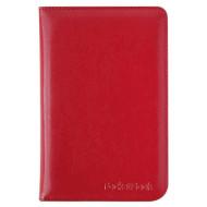 """Обложка для электронной книги POCKETBOOK 6"""" 614/615/622/624/625/626 Red (VLPB-TB623RD)"""