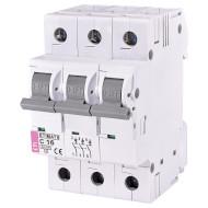 Выключатель автоматический ETI ETIMAT 6 3p C 16 (2145516)