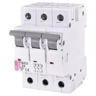 Выключатель автоматический ETI ETIMAT 6 3p C 25 (2145518)
