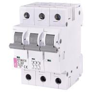 Выключатель автоматический ETI ETIMAT 6 3p C 32 (2145519)