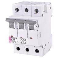 Выключатель автоматический ETI ETIMAT 6 3p C 40 (2145520)