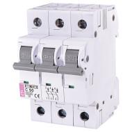 Выключатель автоматический ETI ETIMAT 6 3p C 50 (2145521)