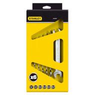 Набір ключів комбінованих STANLEY MaxiDrive Plus 4-87-051 6шт
