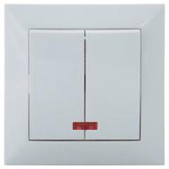 Выключатель SVEN Comfort SE-60016L White