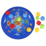 Метательные мячики GOKI Dart Ball Velcro Game Ocean (56865G)