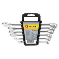 Набор ключей комбинированных TOPEX 35D755 6шт