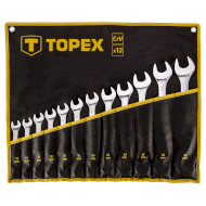 Набор ключей комбинированных TOPEX 35D758 12шт