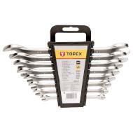 Набор ключей рожковых TOPEX 35D656 8шт