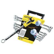 Набор ключей комбинированных STANLEY Accelerator 4-89-997 8шт
