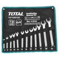 Набір ключів комбінованих TOTAL THT1022122 12шт