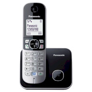 DECT телефон PANASONIC KX-TG6811 Metallic