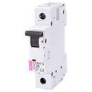 Выключатель автоматический ETI ETIMAT 10 1p C20 (2131717)
