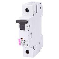 Выключатель автоматический ETI ETIMAT 10 1p C40 (2131720)