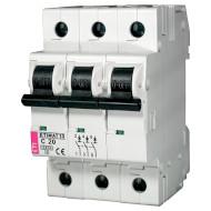 Выключатель автоматический ETI ETIMAT 10 3p C20 (2135717)
