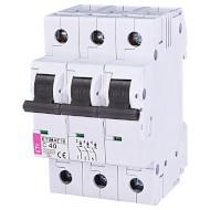 Выключатель автоматический ETI ETIMAT 10 3p C40 (2135720)