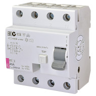 Устройство защитного отключения ETI EFI-4 AC 40/0.3 (2064143)