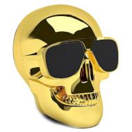 Портативна колонка JARRE AeroSkull Nano Chrome Gold