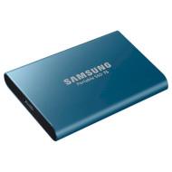 Портативный SSD SAMSUNG T5 250GB Blue (MU-PA250B/WW)