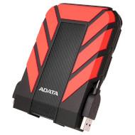 Портативный жёсткий диск ADATA HD710 Pro 1TB USB3.1 Red (AHD710P-1TU31-CRD)