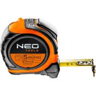 Рулетка NEO TOOLS 67-195 5м