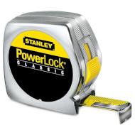 Рулетка STANLEY PowerLock 0-33-041 3м