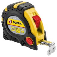 Рулетка TOPEX 27C340 10м